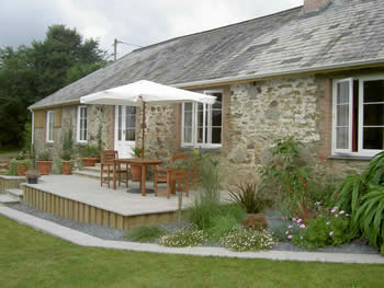 Holiday Cottage in Cornwall -  Carsawsan Cottage, Falmouth, Cornwall